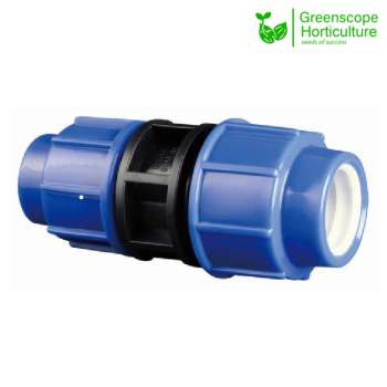 compression reducing coupling