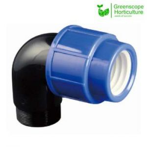 PP Male Threaded Elbow