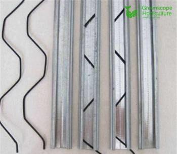 Profile And Zigzag Wire